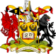 The Coat of Arms for The Borough of Aberystwyth.